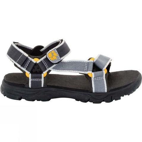 6063c122b7bb8 Yellow Jack Wolfskin Kids  Seven Seas 2 Sandal ...