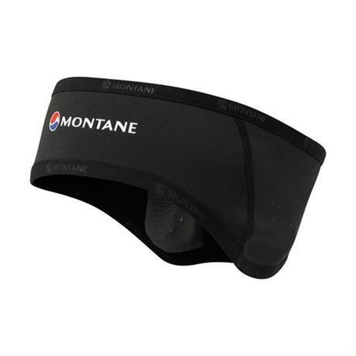 Montane Unisex Montane Windjammer Rock Band - Black