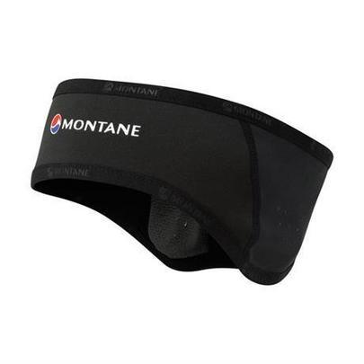 Montane Windjammer Rock Headband - Black