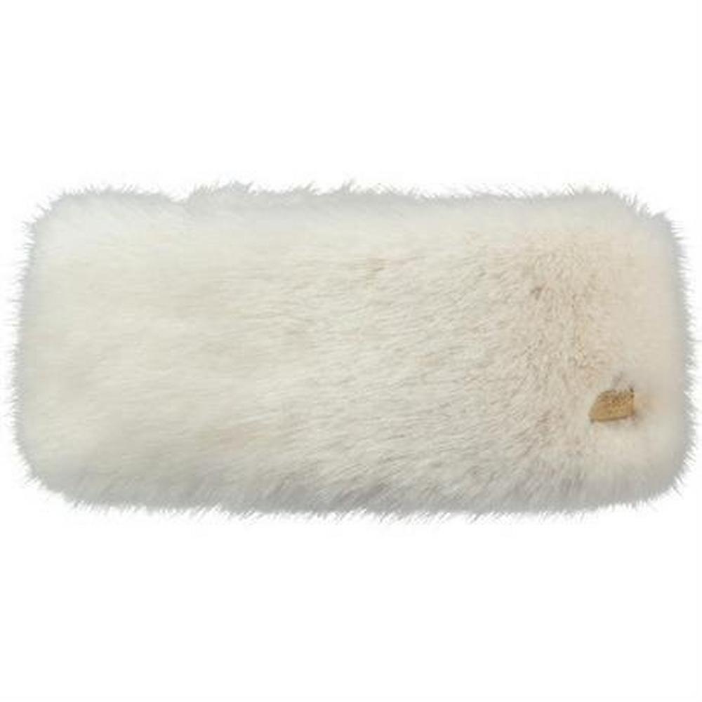 Barts Headband Women's Faux Fur White