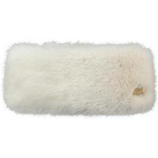Headband Women's Faux Fur White