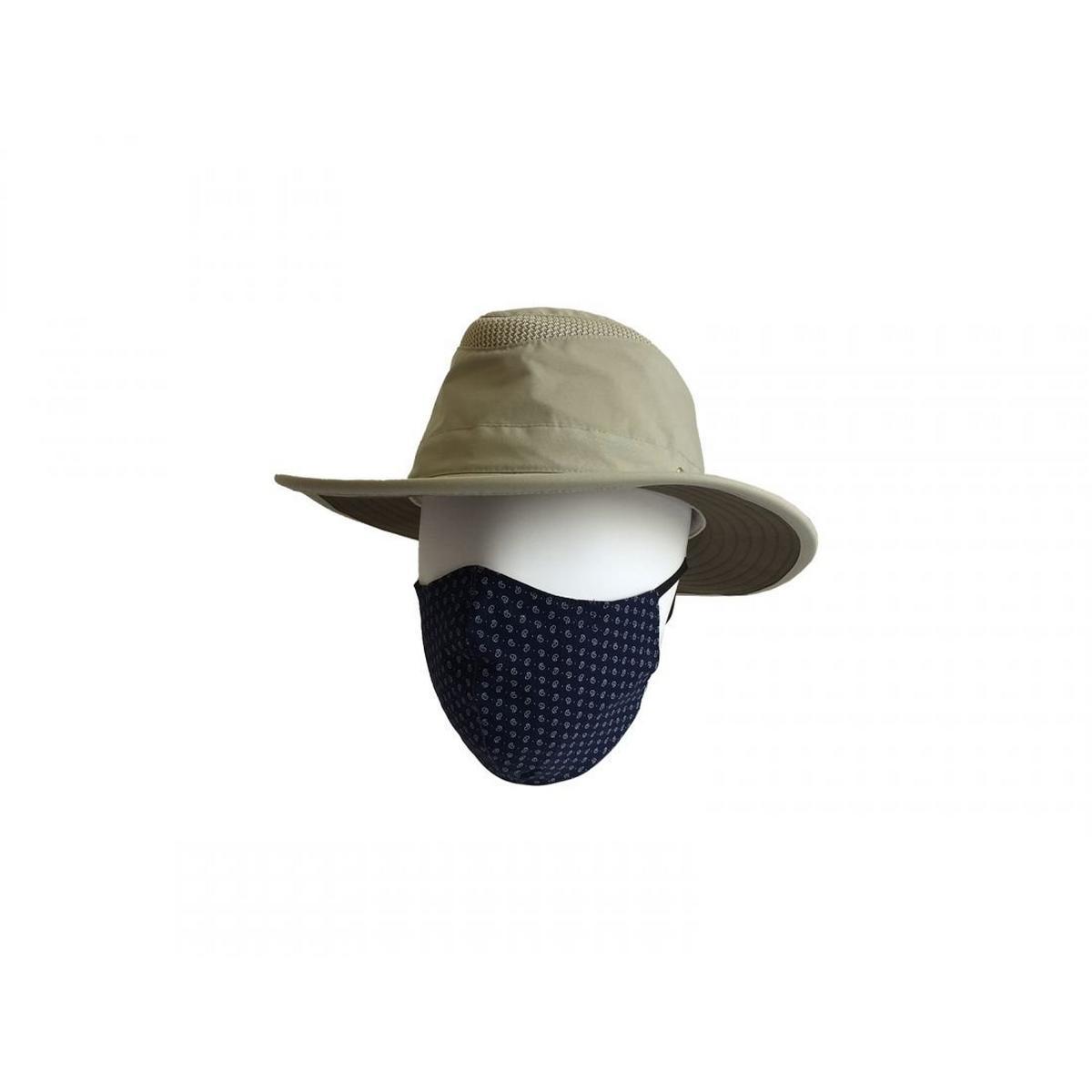 Tilley Endurables U Tilley Endurables 2 Pack Face Mask - Navy