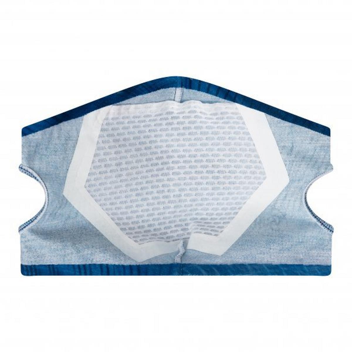 Buff Unisex Filter Mask - Blue