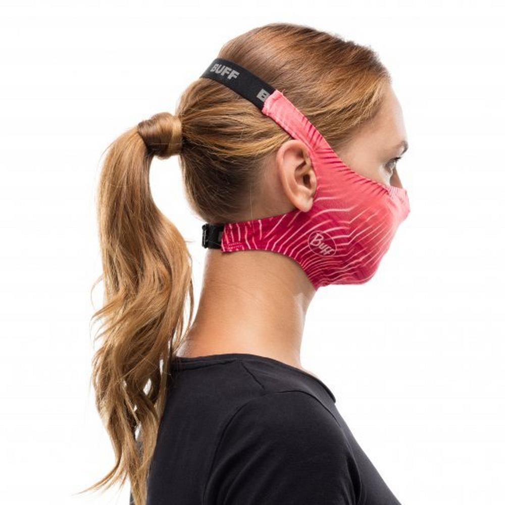 Buff Filter Mask - Pink
