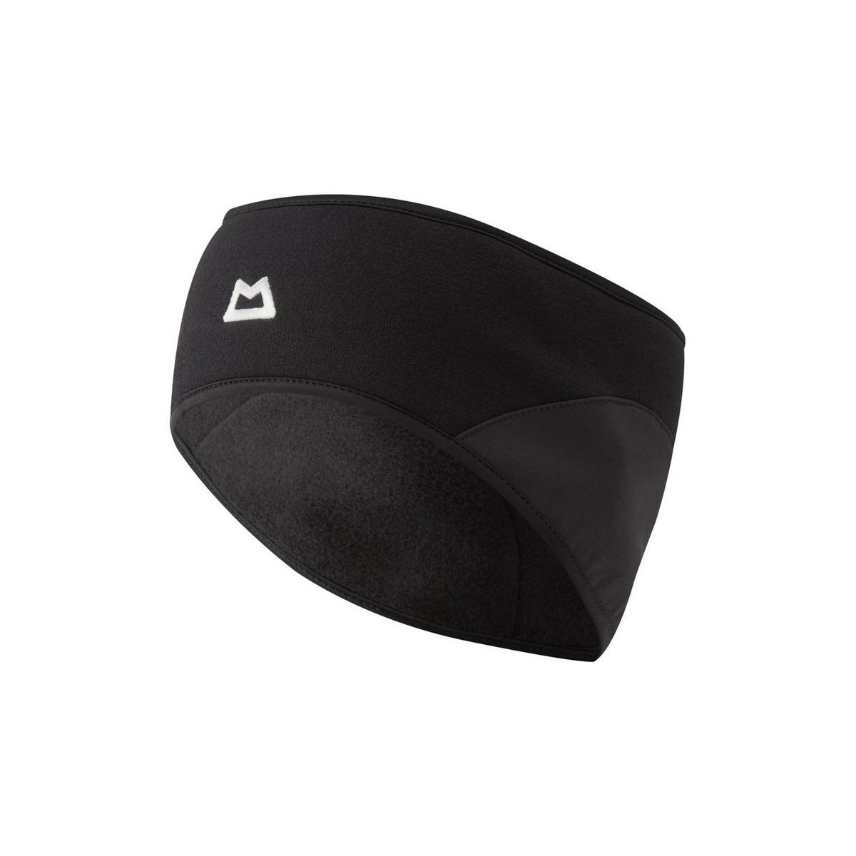 Mountain Equipment Unisex Mountain Equipment Powerstretch Headband - Black