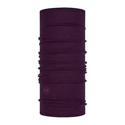 Buff Unisex Midweight Merino Wool Buff - Purple