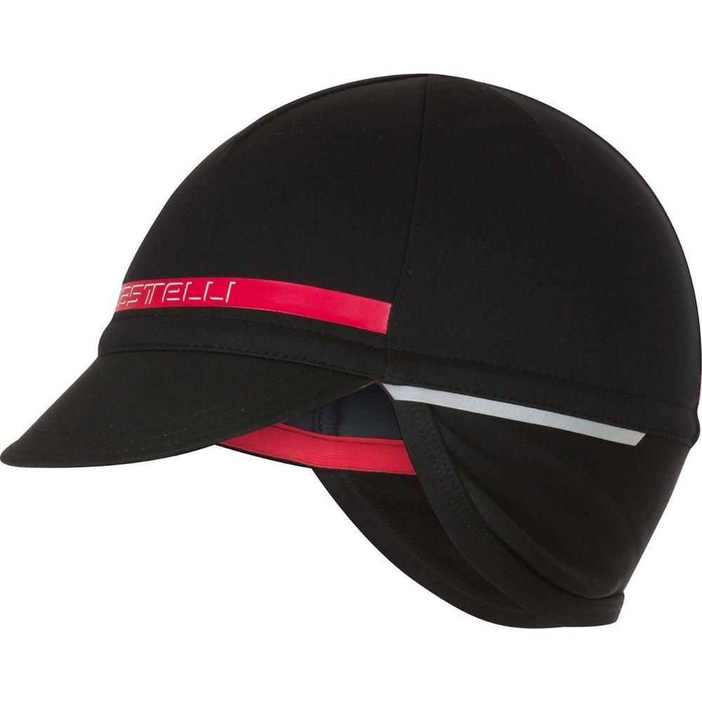 Castelli Difesa 2 Cycling Cap - Black