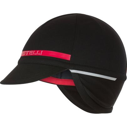 Castelli Difesa 2 Cycling Cap - Black