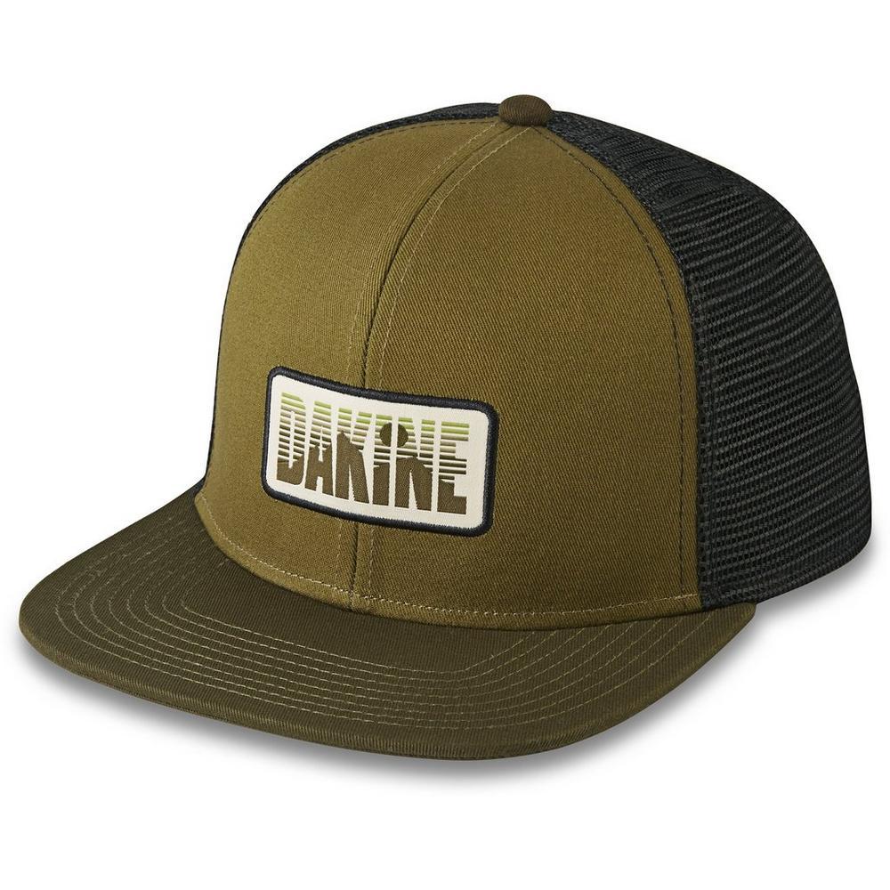 Dakine Men's Skyline Trucker - Dark Olive