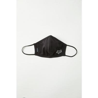 Fox Face Mask - Black