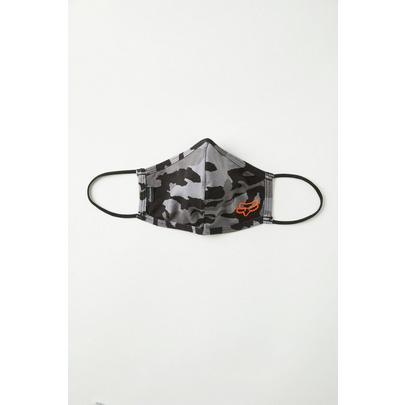 Fox Face Mask - Black Cammo