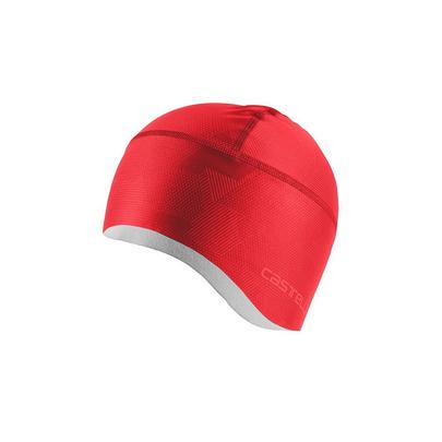 Castelli Pro Thermal Skully - Red