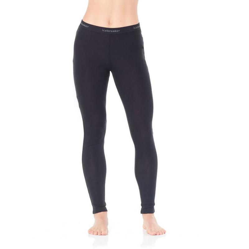 Women's Icebreaker 175 Everyday Legging - Black
