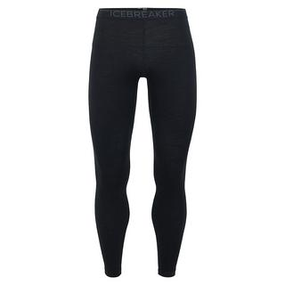 BASE LAYER Pants Men's 200 Oasis Leggings Black