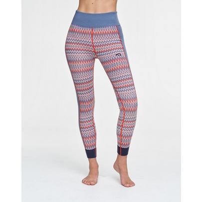 Kari Traa Women's Silja Wool Pant - Blue