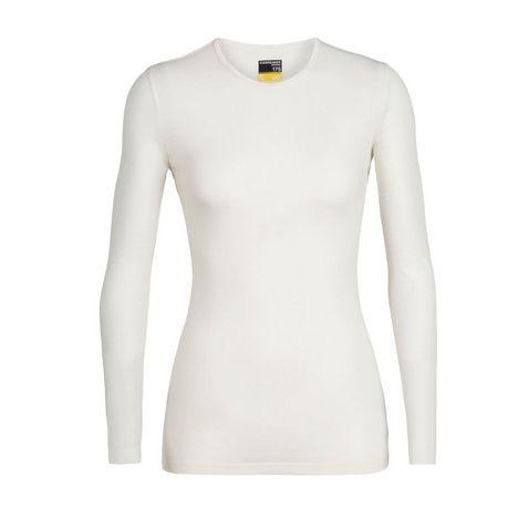 63f8804ce6 White Icebreaker Women's 175 Everyday Long Sleeve Crewe