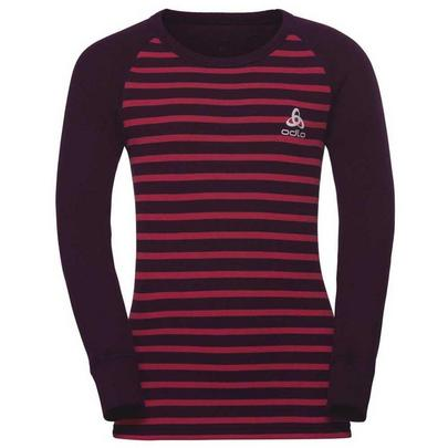 Odlo Kids Active Warm Crew Base Layer Top