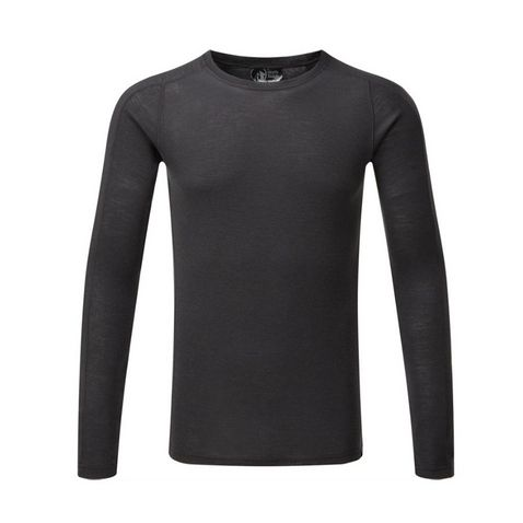 48a0f8f49f Black North Ridge Men's Convect 200 Merino Long Sleeve ...
