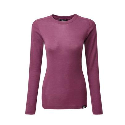 North Ridge Women's Convect 200 Merino Long Sleeve Top