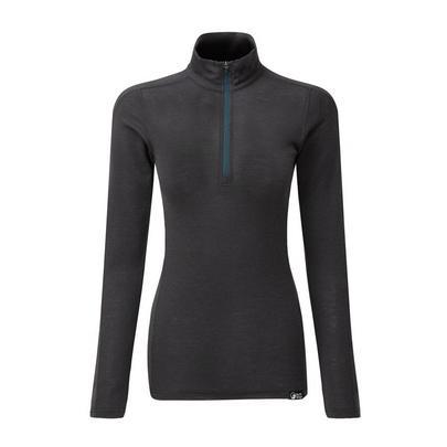 North Ridge Women's Convect 200 Merino Long Sleeve Zip Top