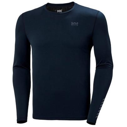 Helly Hansen Men's Lifa Active Solen LS T-Shirt - Blue