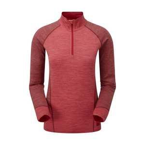 Women's Kara Half-Zip - Red