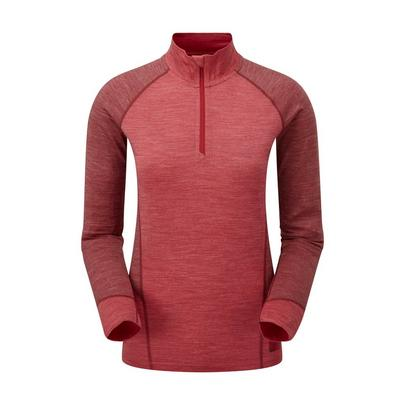 Sprayway Women's Kara Half-Zip - Red