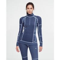 Women's Smekker Half Zip - Blue