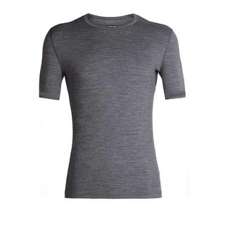 BASE LAYER Top Men's Oasis SS Crewe Gritstone Heather