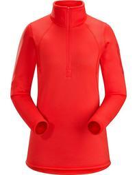 Women's Rho AR Zip Neck