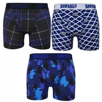 Bawbags Triple Pack Scottish