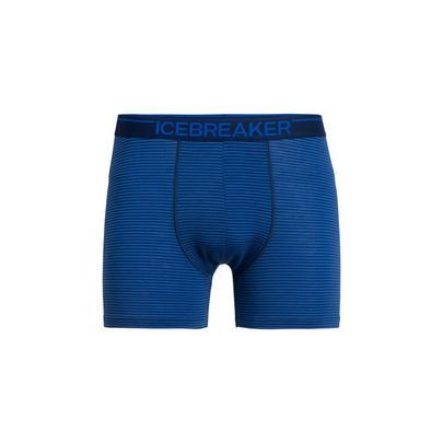 Icebreaker Men's Anatomica Boxers - Blue