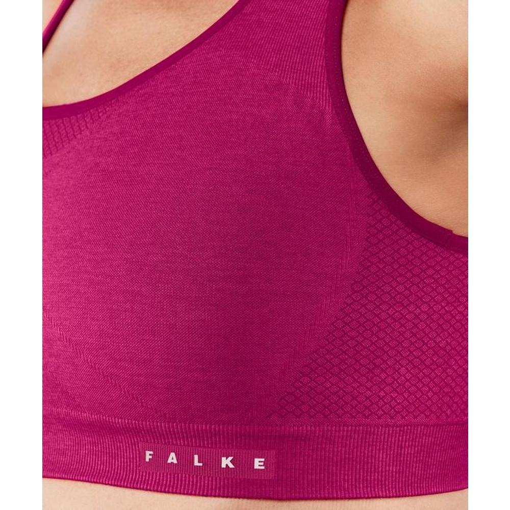 Falke Women's Falke Madison Bra Top - Pink