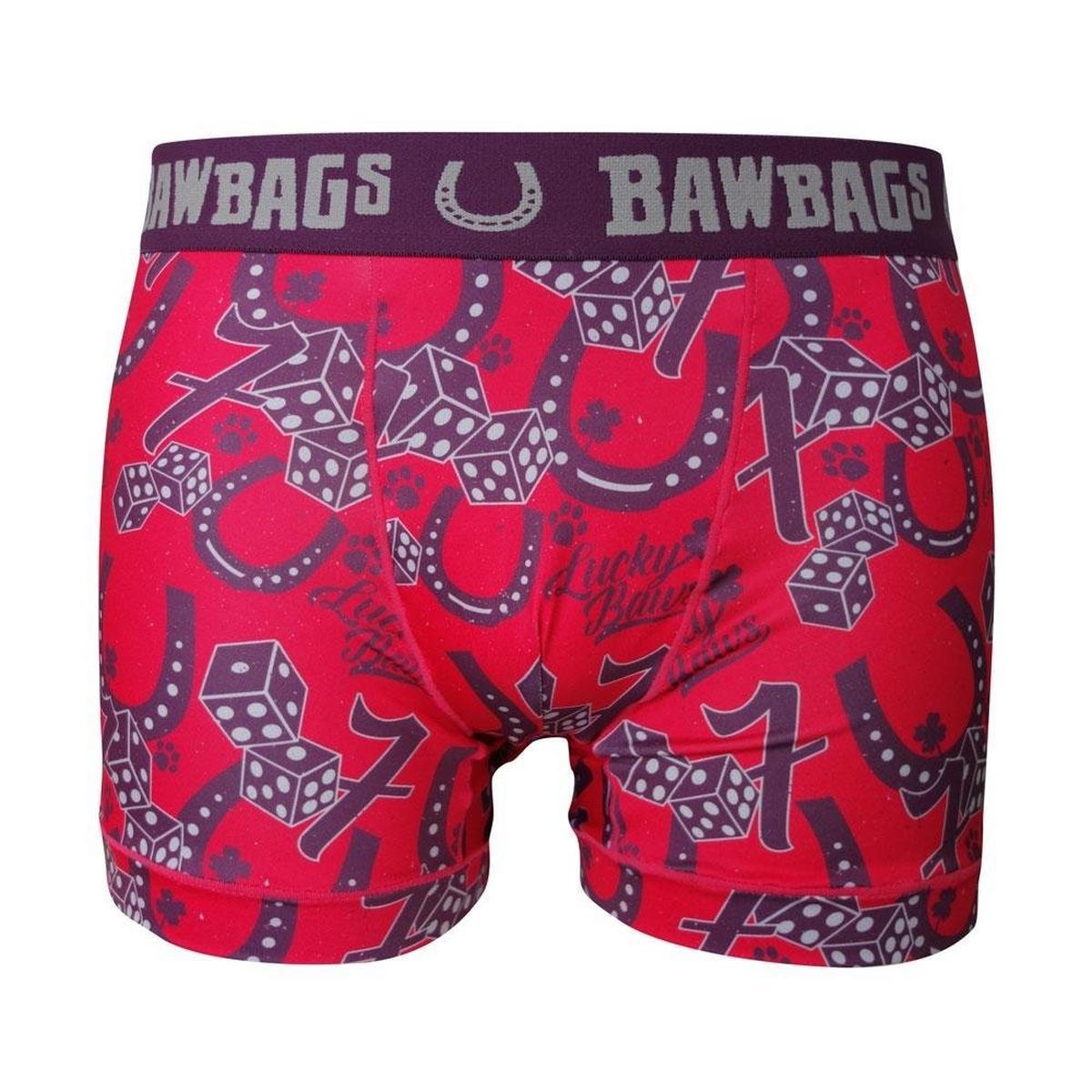 Bawbags Cool De Sacs Lucky Technical Boxer Shorts