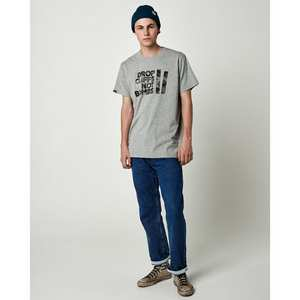 Men's Drop Cliffs T-shirt - Grey