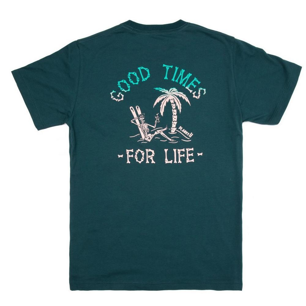 Planks Men's Good Times Tee