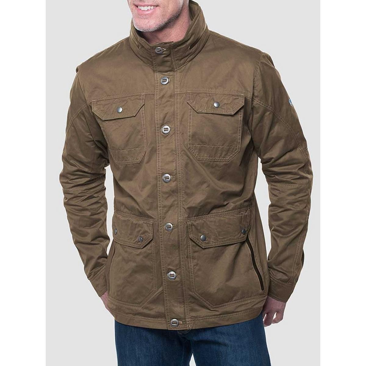 Kuhl Men's Kollusion Jacket - Dark Khaki