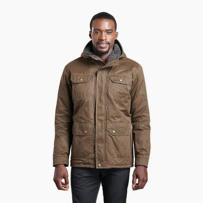 Kuhl Men's Kollusion Fleece Lined Jacket