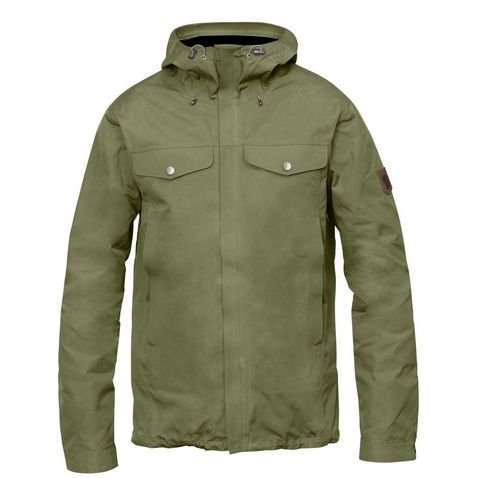 25966ceedb Green Fjallraven Men's Greenland Half Century Jacket