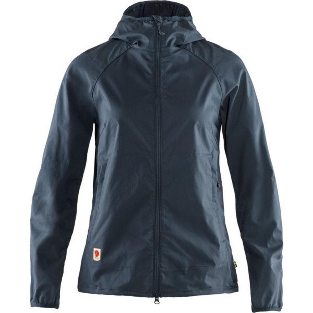 Fjallraven Women's High Coast Shade Jacket - Navy