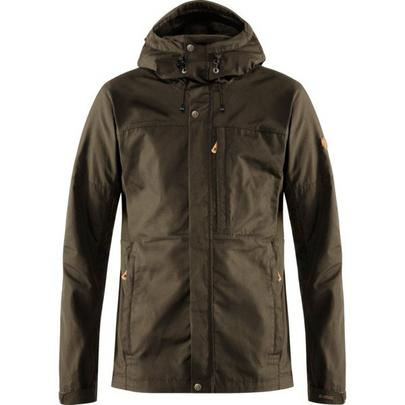 Fjallraven Men's Kaipak Jacket - Dark Olive