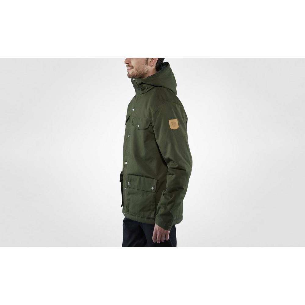 Fjallraven Men's Greenland Winter Jacket - Green