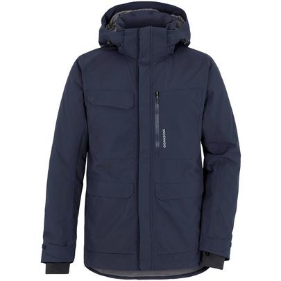 Didriksons Men's Sebastian Waterpoof Jacket - Navy