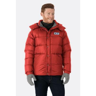Rab Men's Andes Jacket - Rust