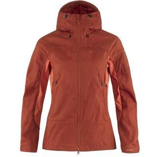 Women's Abisko Lite Trekking Jacket - Orange