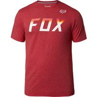 Men's On Deck SS Tech Tee - Chili Red