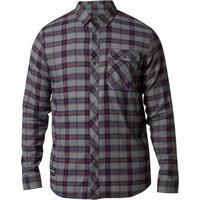 Men's Boedi LS Flannel - Pewter