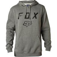 Men's Legacy Moth Pullover Fleece - Grey