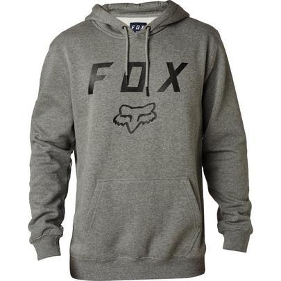 Fox Men's Legacy Moth Pullover Fleece - Grey