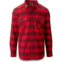 Men's Underwood Flannel - Red